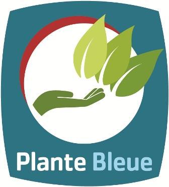 label plante