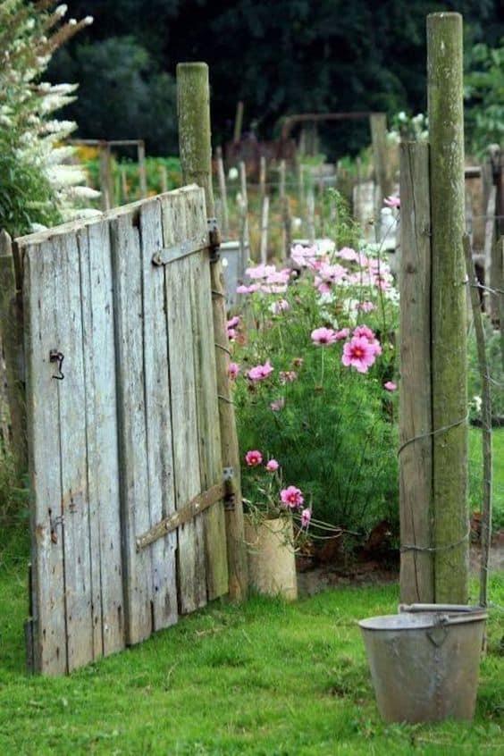 définition jardin de curé