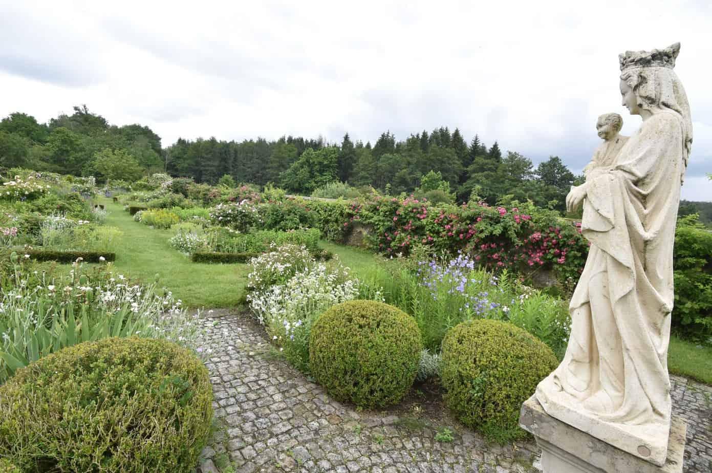 jardin de marie