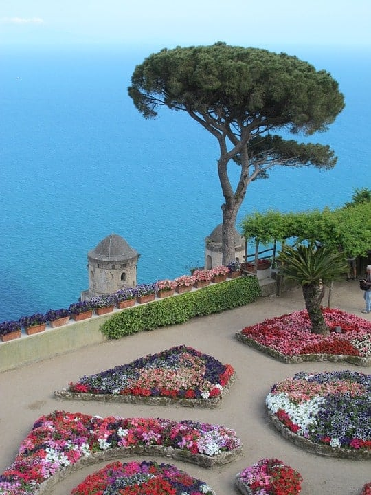 plantes de jardin italien