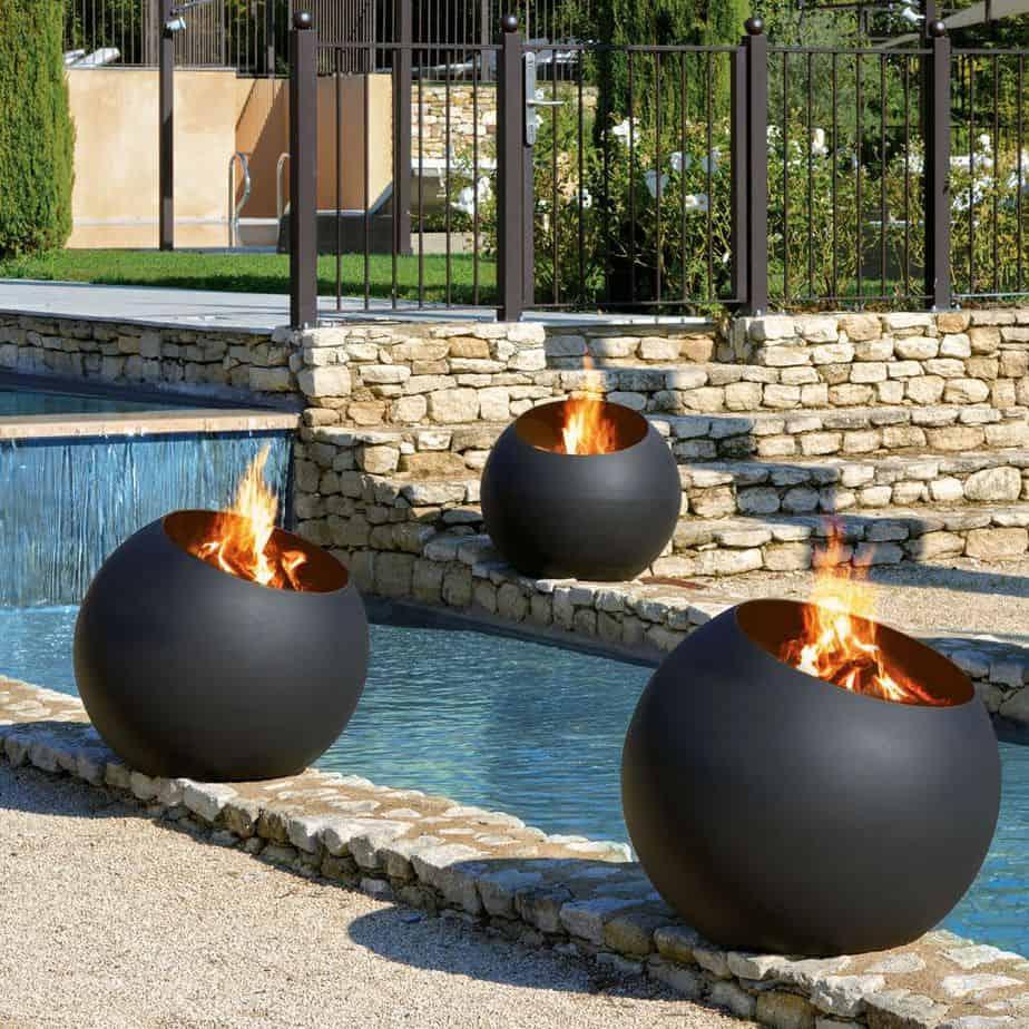 mobilier pour jardin contemporain design