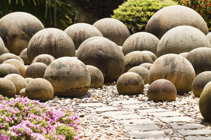 exemple pierre de rocaille