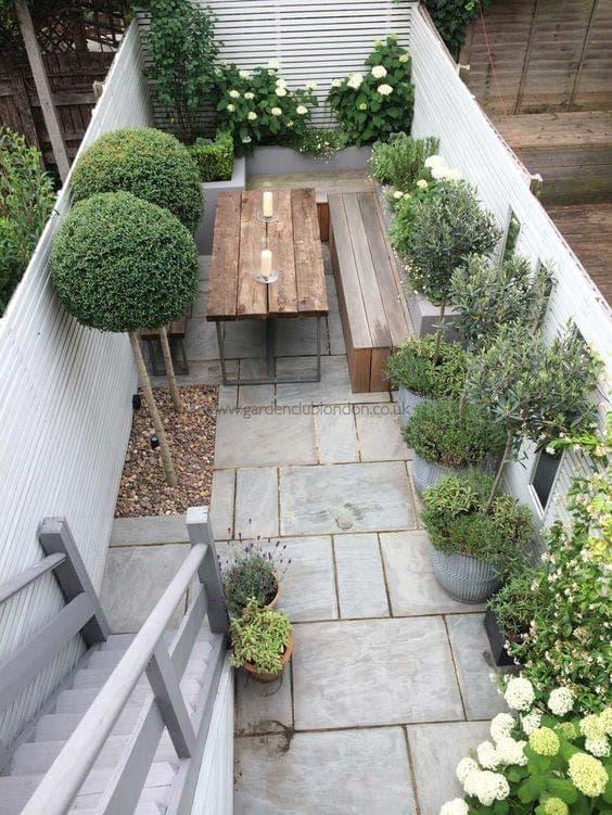 accessoire pour jardin de balcon