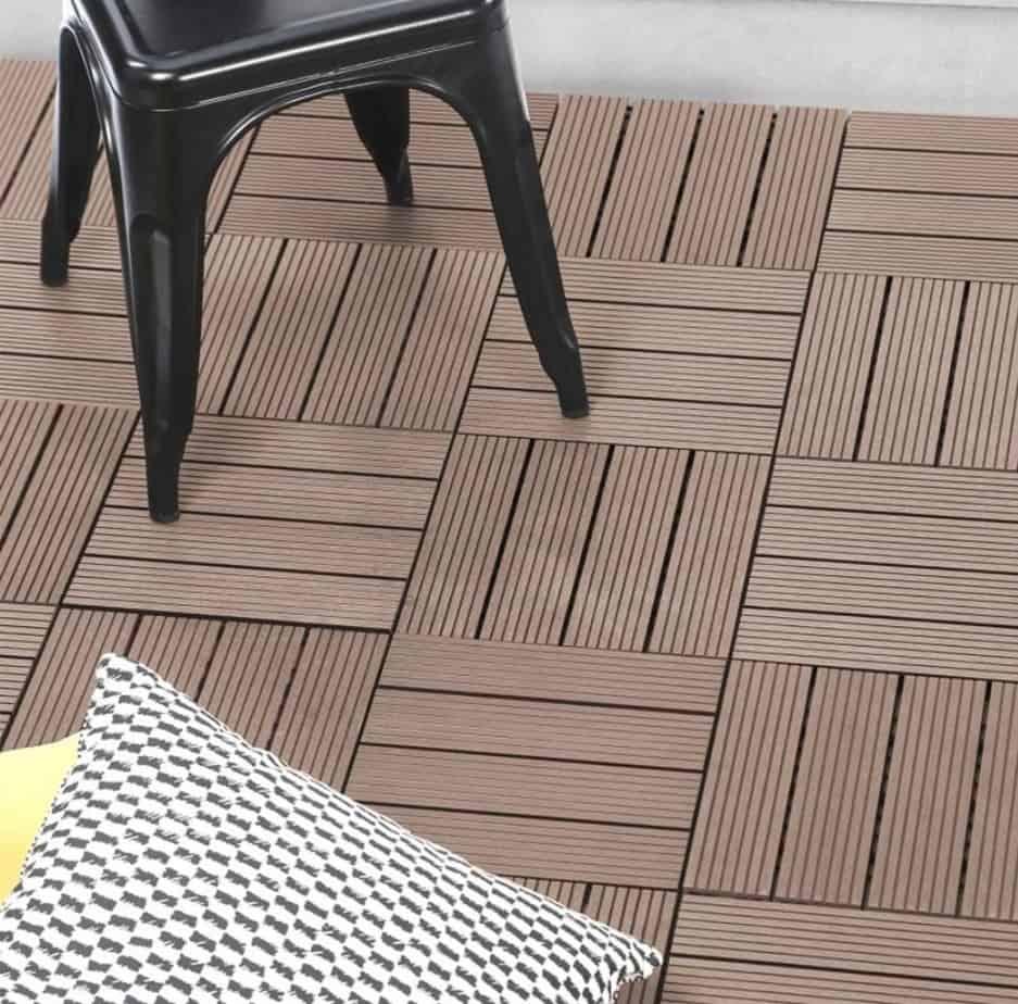 dalles de terrasse