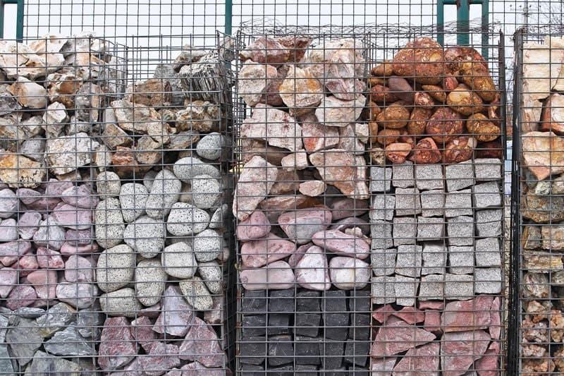 pierres enrochement