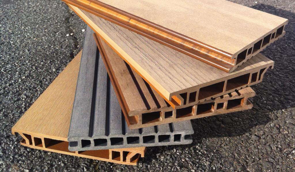 lames de terrasse en bois