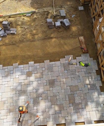 matériaux pour terrasse