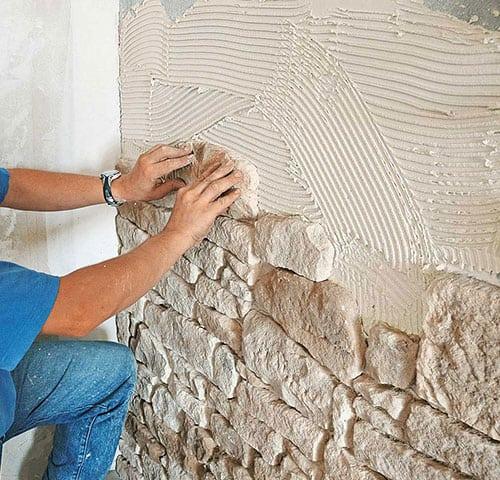pierre reconstituée