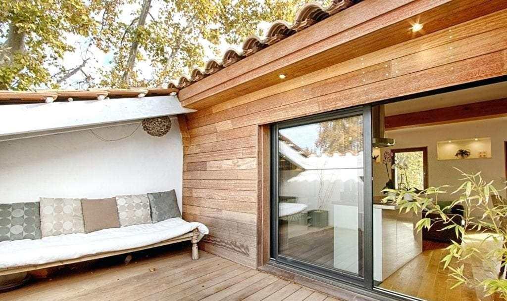 terrasses tropéziennes de maison