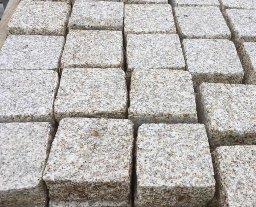 Dalles en granit