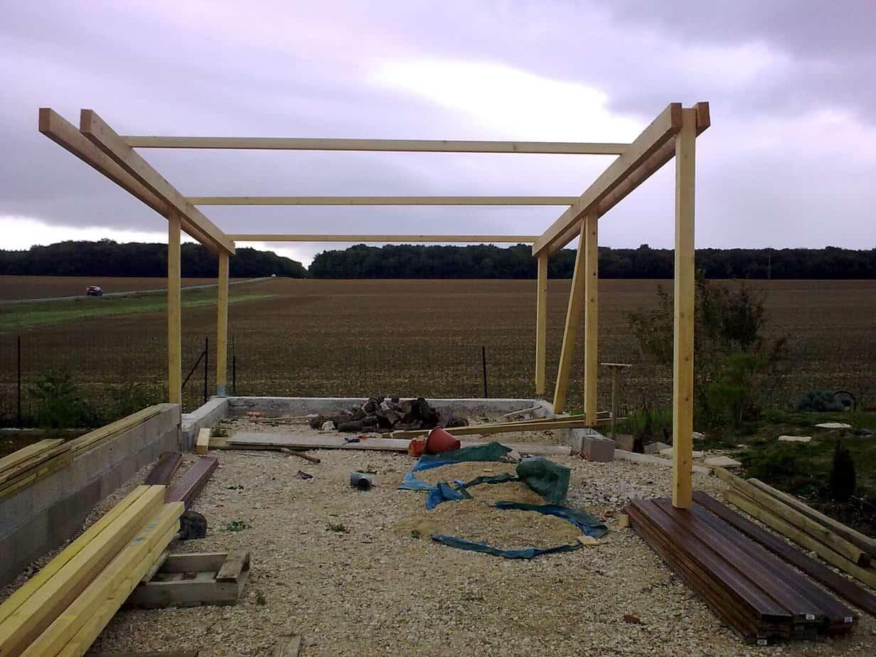 construire un carport soi-même