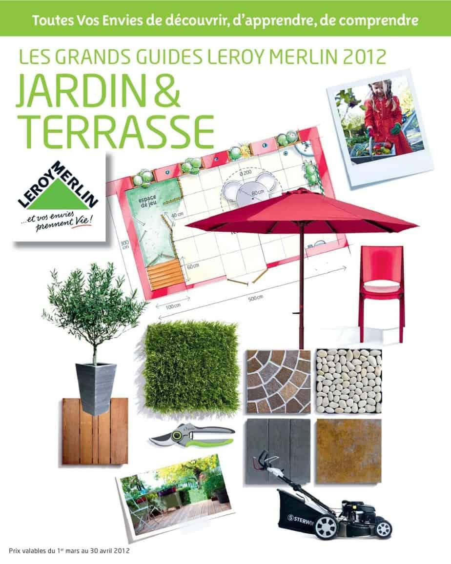 magazine jardin & terrasse leroy merlin